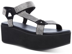 Wild Pair Sawwyer Platfom Sandals, Created for Macy's Women's Shoes