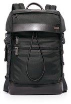 Tumi Alpha Bravo Kinser Flap Backpack