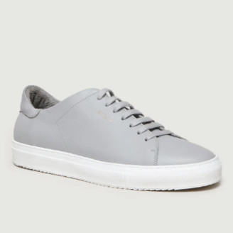 Axel Arigato Light Gray Leather Clean 90 Sneakers - leather | light gray | 42