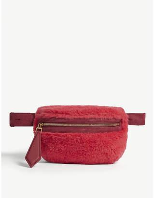 Max Mara Teddy belt bag