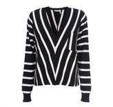 Chloé Sailor Stripe Sweatshirt