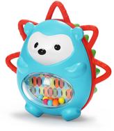 Skip Hop E&M Click and Clack Hedgehog Toy