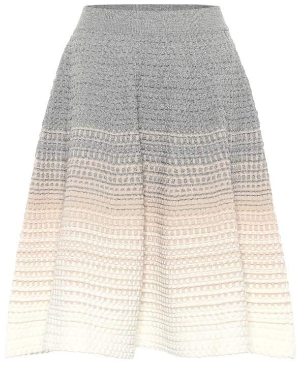 Bottega Veneta Wool-blend skirt