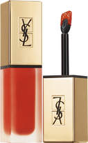 Saint Laurent Tatouage Couture Matte Stain liquid lipstick