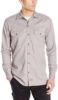 Dickies Men's Big-Tall Long-Sleeve Work Shirt