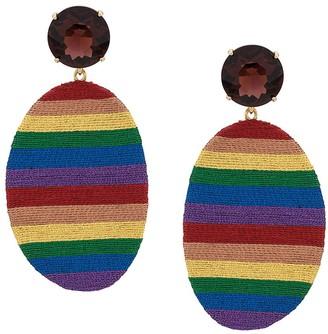 MaryJane Claverol Happyzone earrings