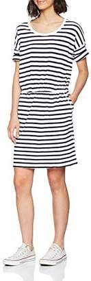 Tommy Jeans Women's Stripe Tee Dress,X-Large