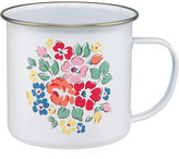 Cath Kidston Walton Rose Enamel Mug