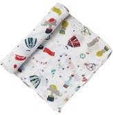 Petit Pehr Big Top Swaddle Blanket