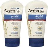 Aveeno Intense Relief Hand Cream - 3.5 oz - 2 pk
