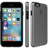 Speck 'Candyshell Woven' Iphone 6 Plus & 6S Plus Case - Black