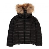 JOTT Gold Grand Froid Fur Hood Jacket