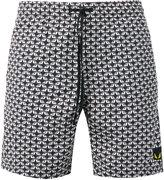 Fendi Bag Bugs swim shorts