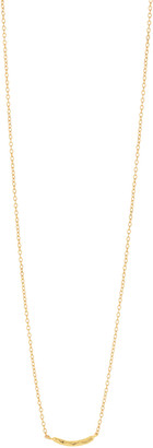 Gorjana Taner Mini Bar Necklace