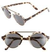 Illesteva 'Milan IV' 49mm Sunglasses