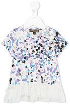 Roberto Cavalli animal print T-shirt - kids - Cotton/Polyamide/Spandex/Elastane - 24 mth