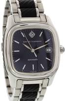 David Yurman Thoroughbred T301-LST Stainless Steel 36mm Watch