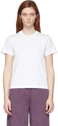 Daniëlle Cathari White Deconstructed T-Shirt