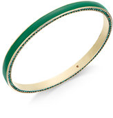 Kate Spade Hidden Crystal Bangle Bracelet