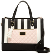 Betsey Johnson Bag in Bag Satchel