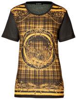 Balmain Balmain, Printed Cotton T-Shirt
