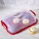 Crate & Barrel Nordic Ware ® Cake and Cupcake Carrier
