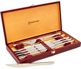 Wusthof 10-Piece Steak and Carving Knife Set