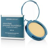 Colorescience Natural Finish Pressed Foundation Broad Spectrum SPF 20 - # Light Ivory - 12g/0.42oz