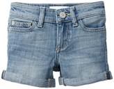 DL1961 Piper Cuffed Shorts (Toddler & Little Girls)