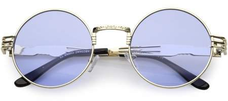 9b5156a7b Mens Blue Lens Sunglasses - ShopStyle