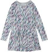 Splendid Girl Tinsel Print Dress