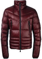 Moncler zip front padded jacket - men - Feather Down/Polyamide - 4