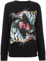 Marcelo Burlon County of Milan Sabina sweatshirt - women - Cotton - XS