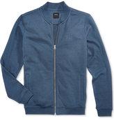 RVCA Men's Full-Zip Bomber Sweatshirt