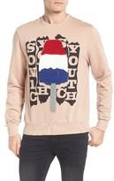 Eleven Paris Men's Elevenparis Jorsion Graphic Sweatshirt