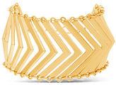 Steve Madden Multi V-Shaped Bars Bracelet
