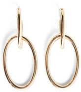 BCBGMAXAZRIA Chain-Link Earrings