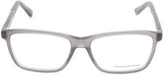 Ermenegildo Zegna Men's Brillengestelle EZ5012 Optical Frames