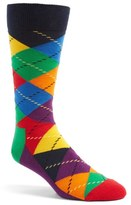 Happy Socks Argyle Socks (3 for $30)