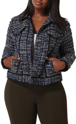 Marée Pour Toi Tweed Jacket