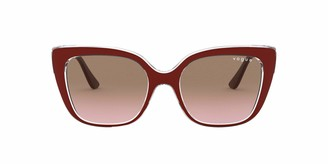 Vogue Women's VO5337SF Asian Fit Square Sunglasses