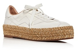 Stuart Weitzman Women's Daryl Espadrille Sneakers