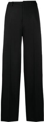 ATTICO High-Waisted Trousers