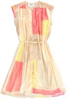 Swildens Sale - Qart Mondrian Button-Up Dress