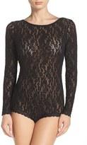 Hanky Panky Women's Ariel Lace Bodysuit