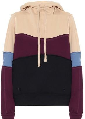 Alo Yoga Cotton-blend hoodie