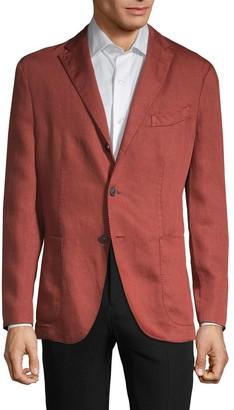 Boglioli Standard-Fit Linen Sportcoat