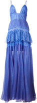 Maria Lucia Hohan Claraamparo tiered gown