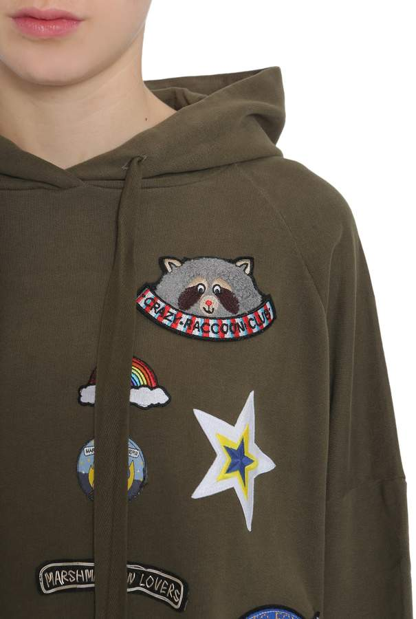 Mira Mikati Hooded Sweatshirt