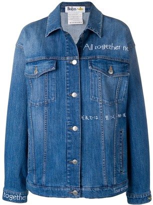 Stella McCartney All Together Now denim jacket